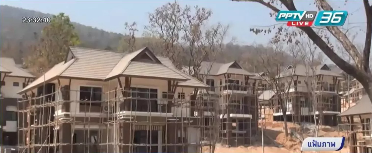 """ผบ.ทบ.ยกเลิกคำสั่งชะลอก่อสร้างบ้านพักข้าราชการ """"ดอยสุเทพ"""""""
