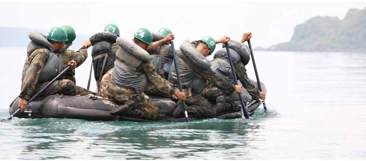 """ย้อนดูที่มา""""Thai NavySEAL""""รบพิเศษกองทัพเรือไทย"""