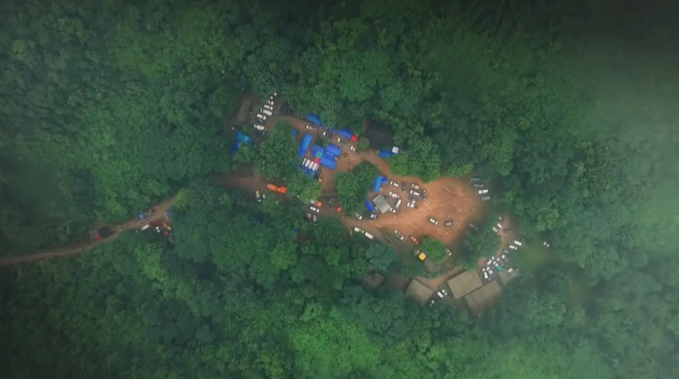 """เตรียมเจาะโพรง """"ถ้ำหลวง""""โซนAใกล้หาดพัทยา ช่วย13ชีวิตทีมหมูป่า"""