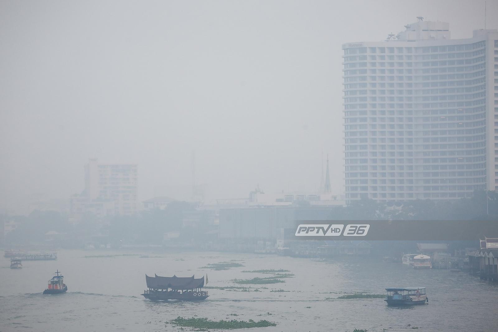 """นายกฯออกแถลงการณ์ PM 2.5 ไม่พบ """"โรงงานปล่อยมลพิษ""""เกินกำหนด"""