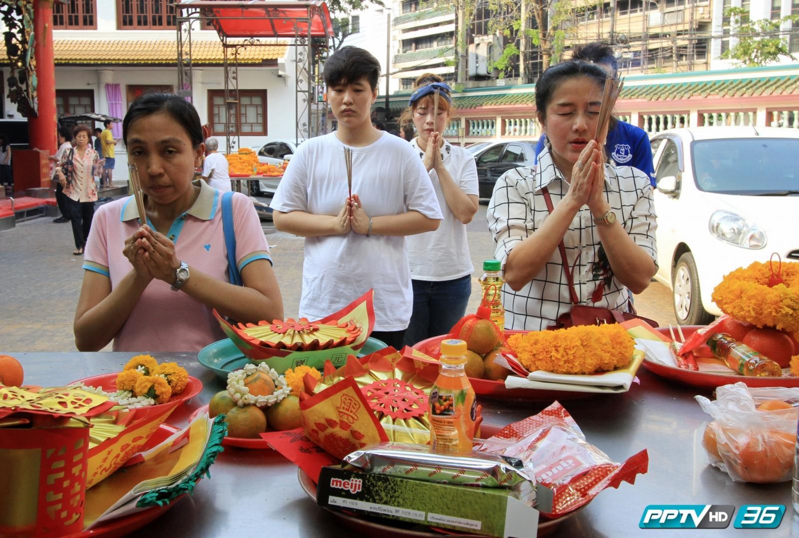 """22 ก.พ. 59 นอกจากจะเป็น """"วันมาฆบูชา"""" ยังเป็น """"เทศกาลหง่วงเซียวโจ่ย"""" ของชาวจีน"""