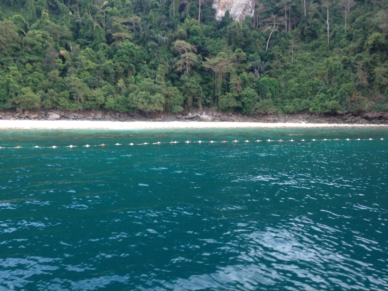 เร่งวางทุ่นจุดดำน้ำลึกรอบเกาะพีพี เพิ่มความปลอดภัยนักท่องเที่ยว