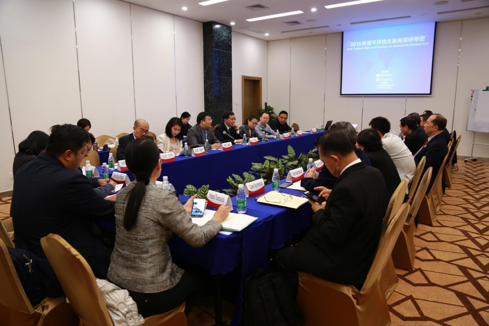 สัมมนาไทย-จีน สร้างความเข้าใจ 2 ชาติ
