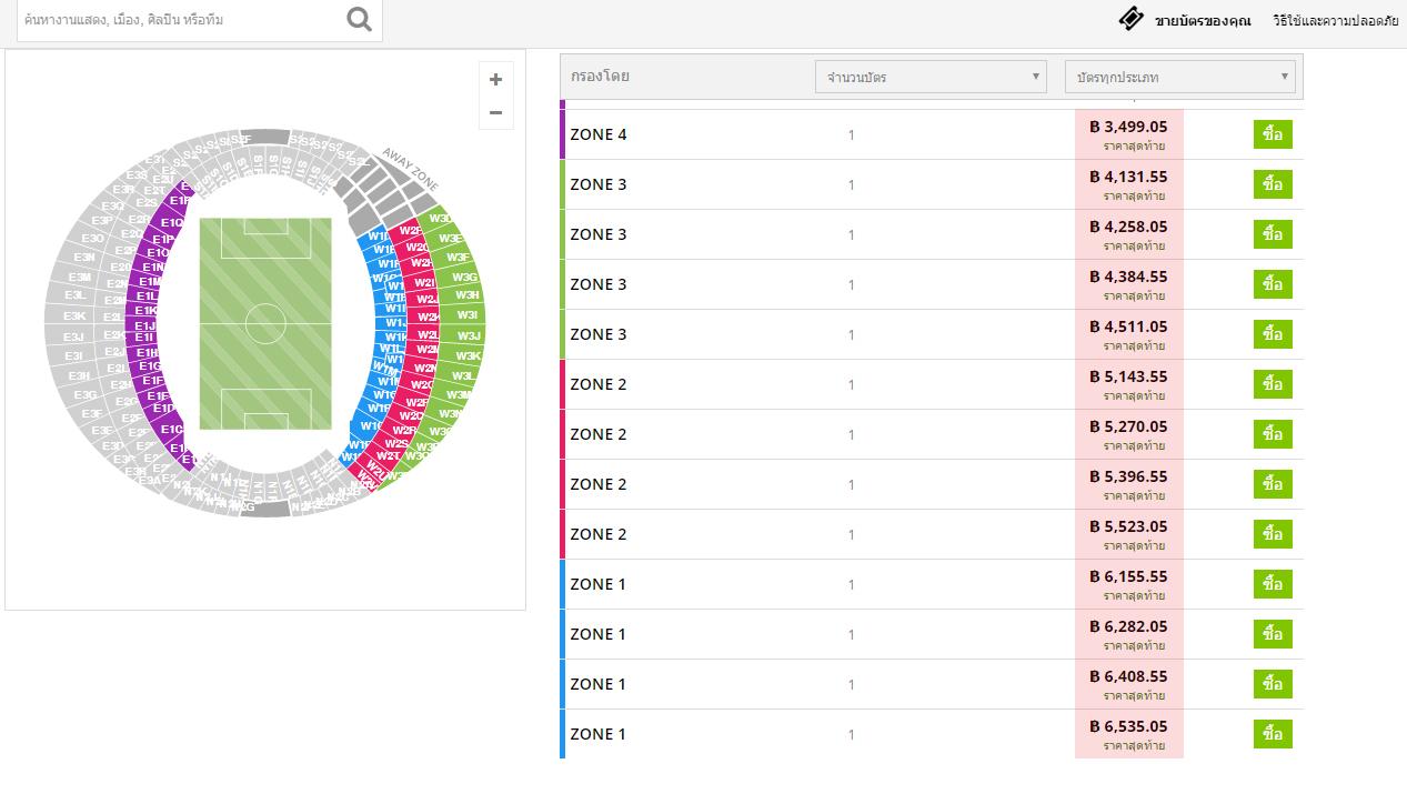 แฟนบอลแห่จองตั๋วชมเกมฟุตบอลโลกคึกคัก-ตั๋วเกินราคายังโผล่ในโลกออนไลน์
