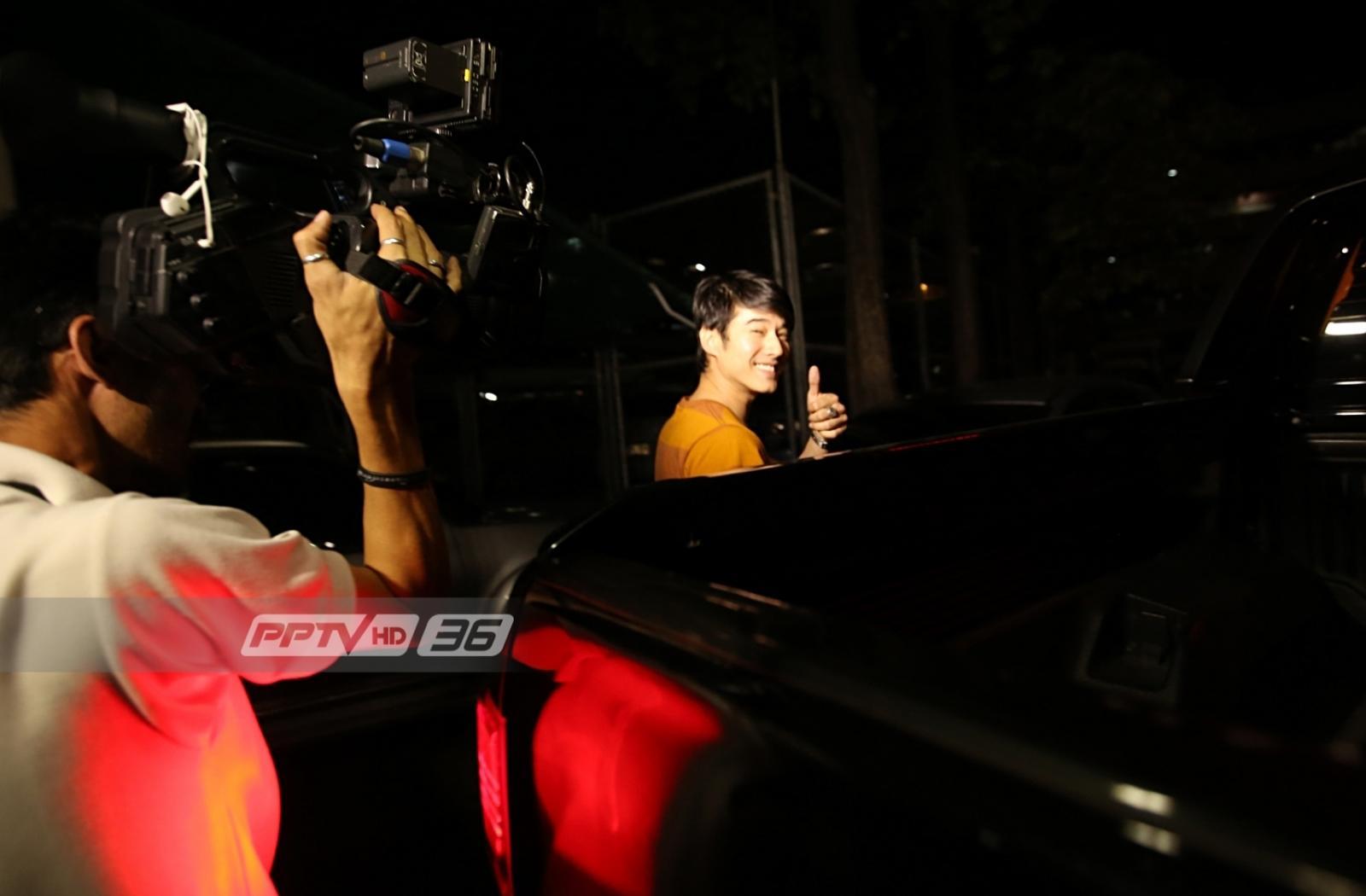 """ใจหล่อมาก! """"มาริโอ้"""" ยอมความแท็กซี่ หลังยิงหนังสติ๊กใส่กระจกรถหรูแตก"""