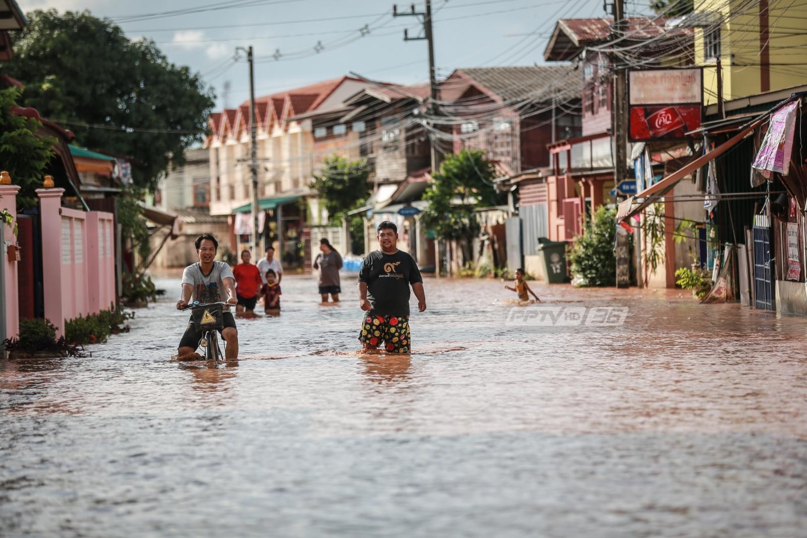 """""""พาณิชย์"""" ช่วยเอกชนน้ำท่วมยืดเวลาทำธุรกรรมนิติบุคคล"""