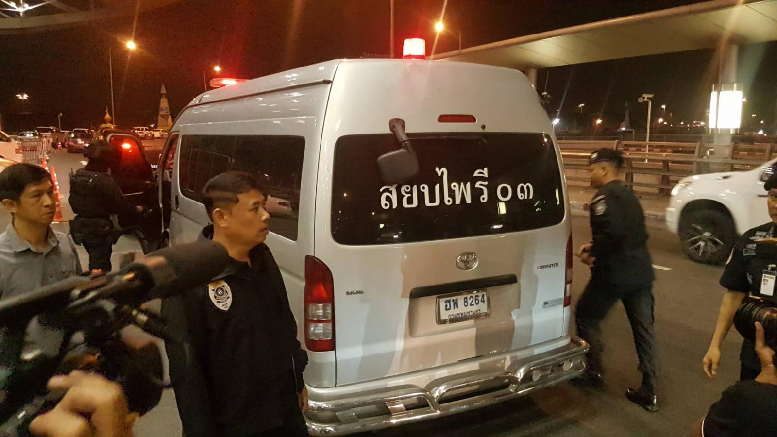 ปส.บุกรวบ 2 ผู้ต้องหาเครือข่ายไอซ์ข้ามชาติ 'ไซซะนะ' ก่อนหนีออกไทย