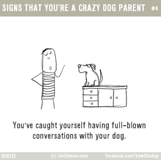 """มาตรวจสอบกัน! ว่าคุณเป็นคนคลั่ง """"น้องหมา"""" หรือเปล่า"""