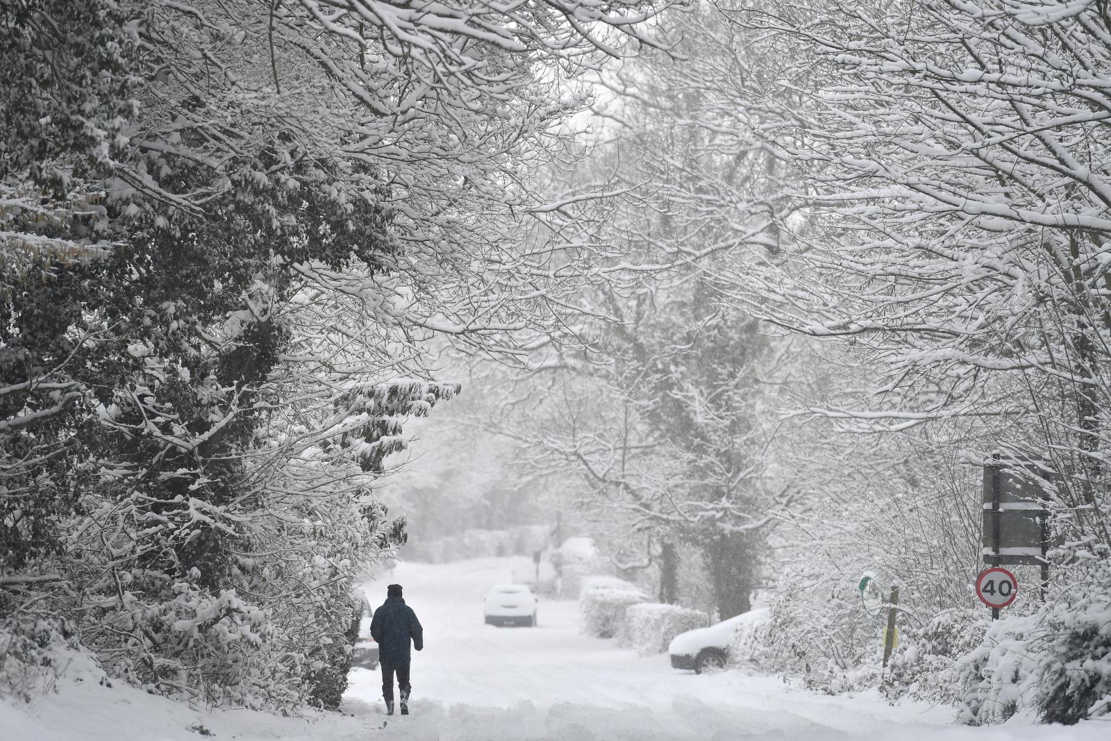 สภาพอากาศแปรปรวนทำขั้วโลกเหนืออุ่นกว่ายุโรป