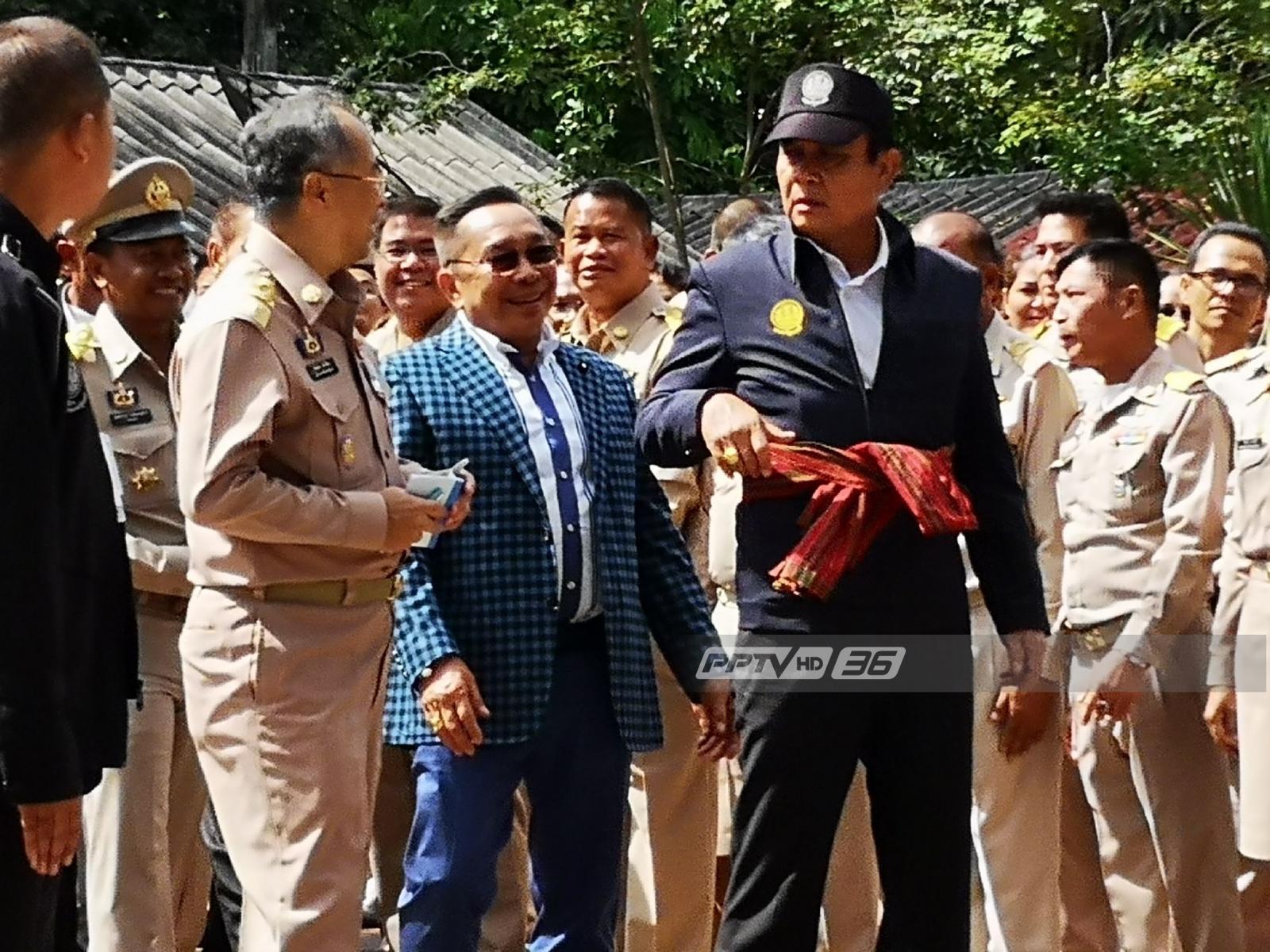 นายกฯ เตรียมพบชาวบุรีรัมย์ 3 หมื่นคน ยันไม่มีการเมือง