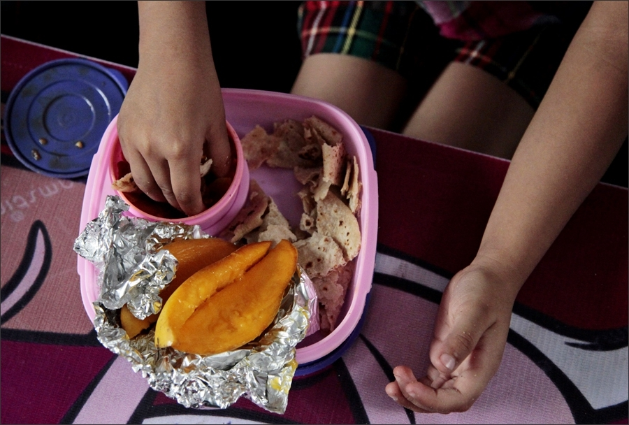 เทียบชัดๆ! อาหารกลางวันมาตรฐานต่างประเทศ