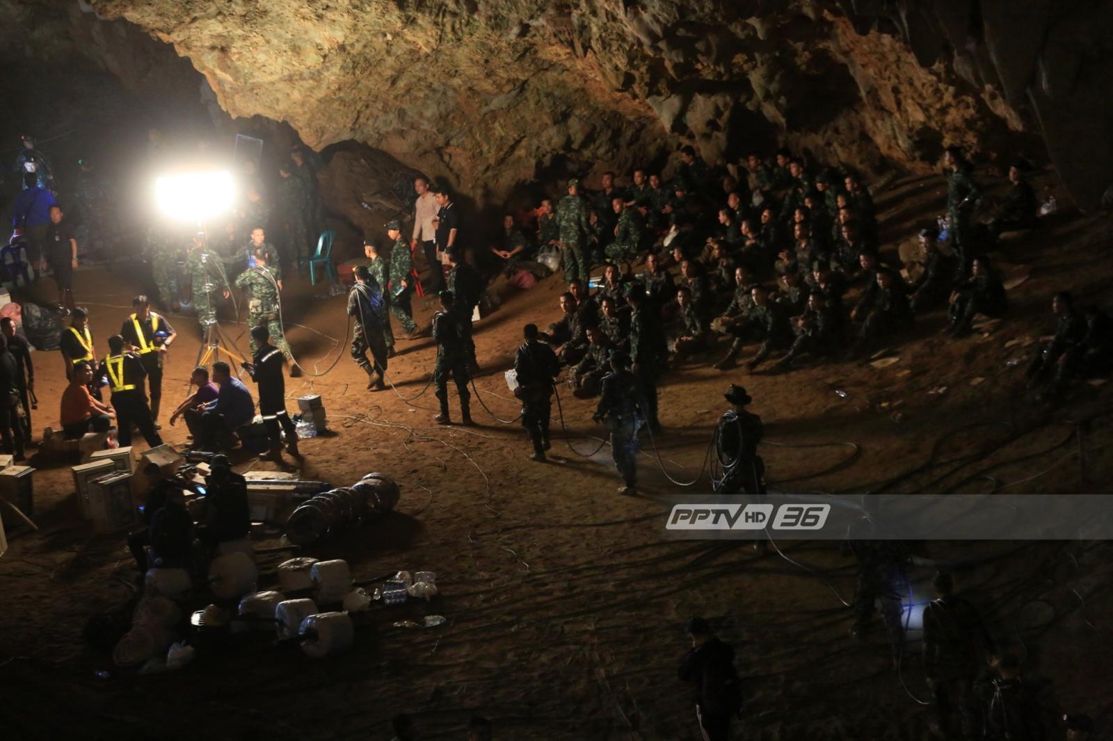 เหตุการณ์ที่ถ้ำหลวง เต็มเปี่ยมด้วยน้ำใจและฮีโร่