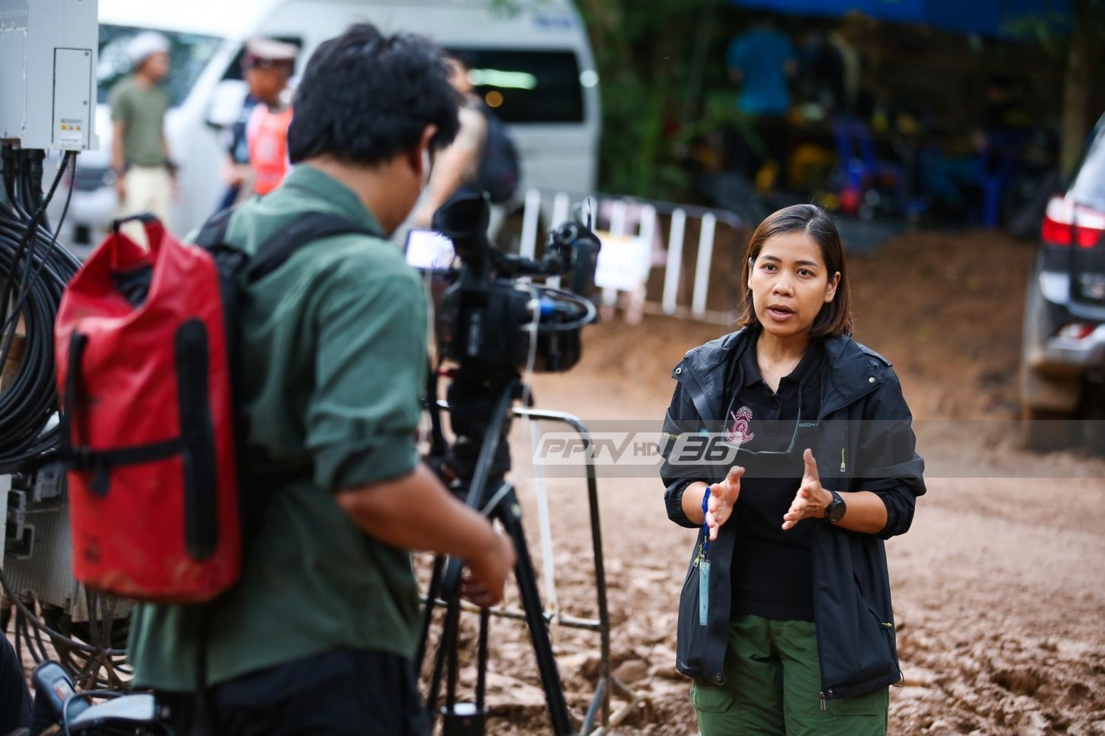 13 ชีวิตติดถ้ำหลวง กับชีวิตการทำข่าว 17 ปี