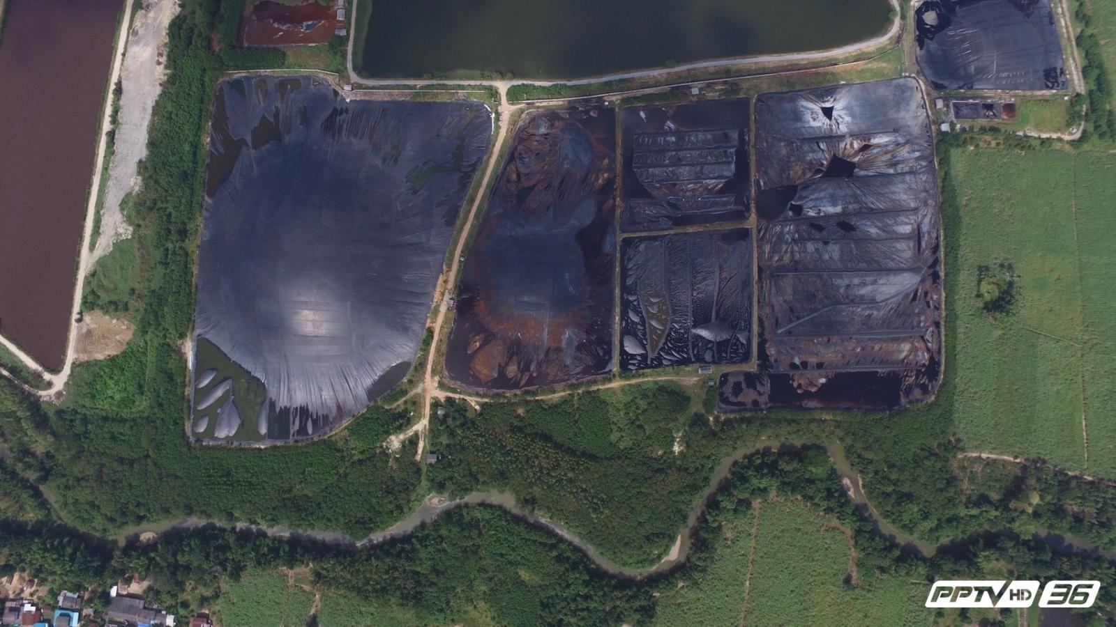 โรงงานเอทานอลยันกำจัดภูเขาก๊าซไข่เน่าใน 2 เดือน (คลิป)