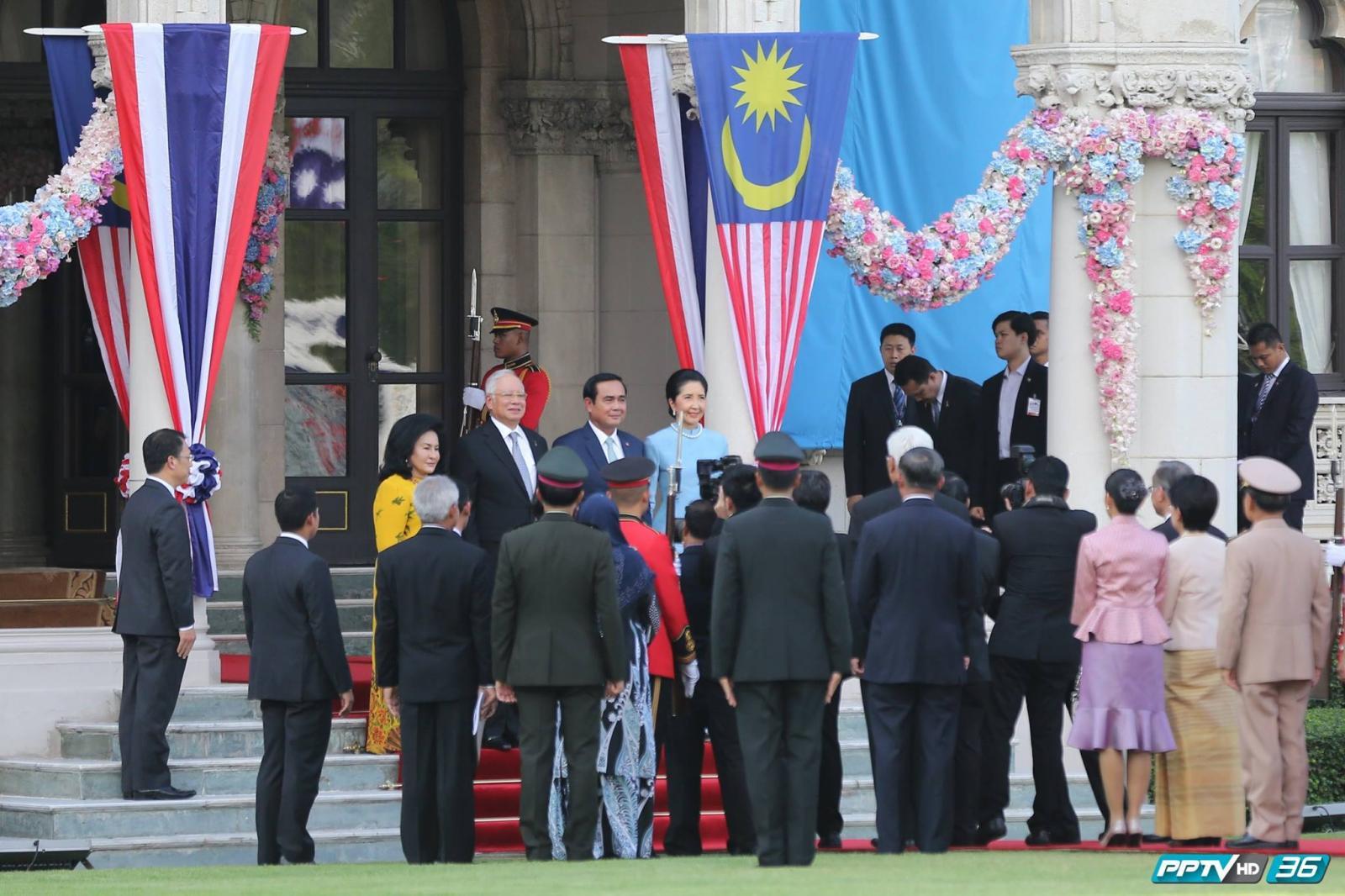 มาเลเซียย้ำยึดแนวทางไทยคุยสันติสุขชายแดน (คลิป)