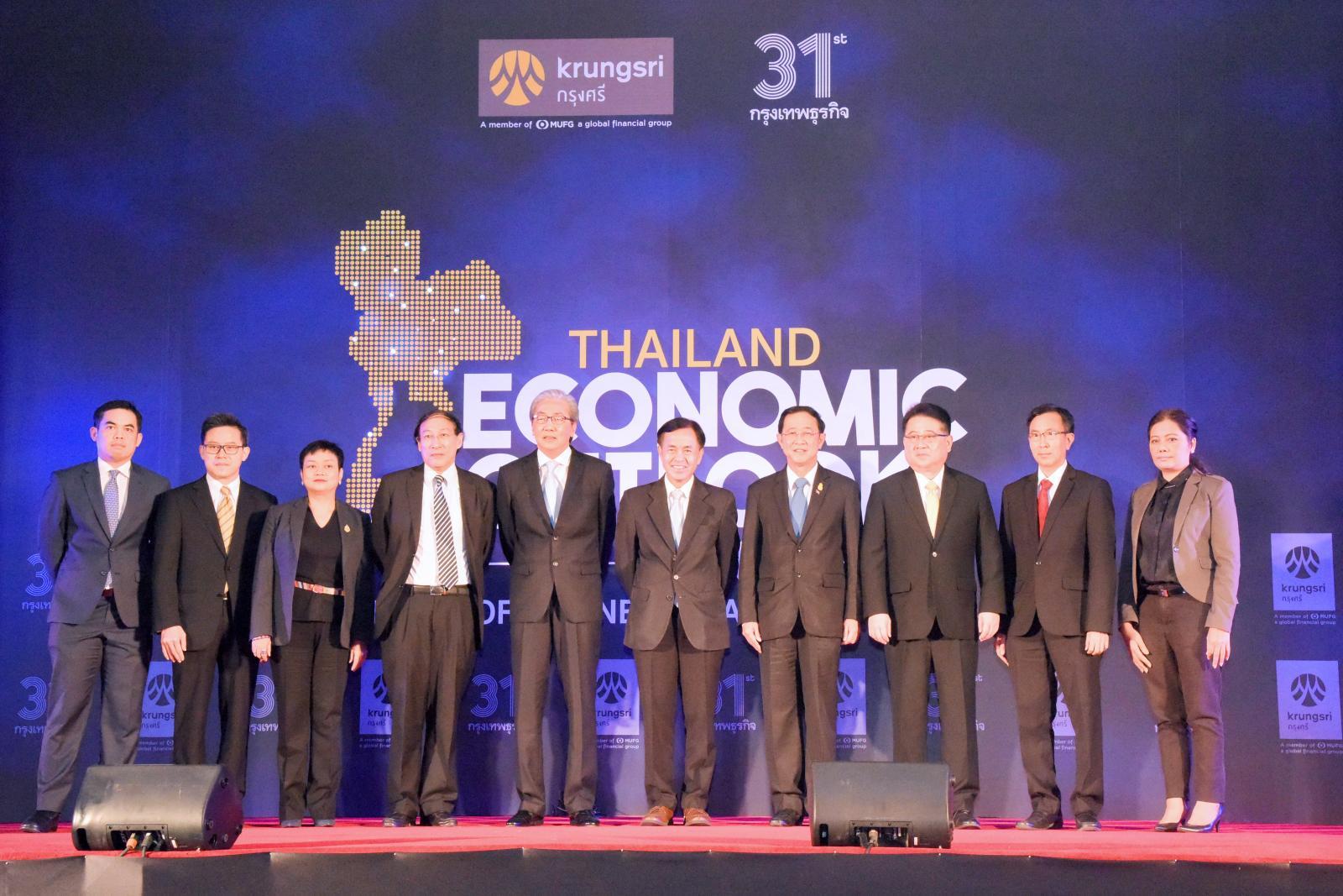 """""""สมคิด""""ประกาศกร้าวเศรษฐกิจไทยปีหน้าดีขึ้นแน่"""
