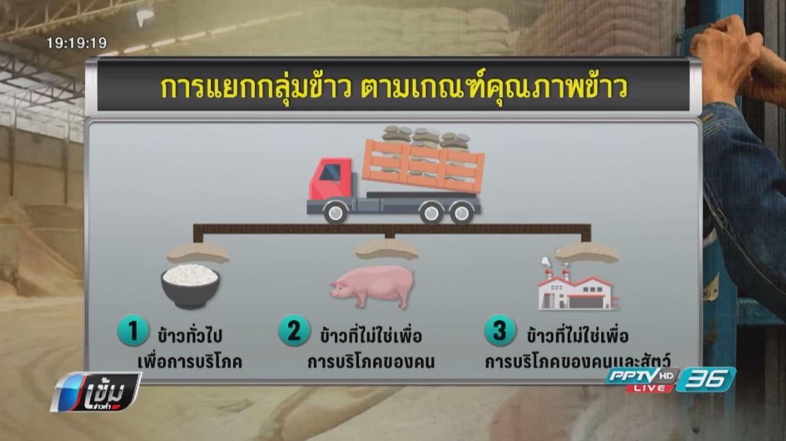 รองผว.ยันผลตรวจ รง.อาหารสัตว์ราชบุรีข้าวรมยาคนกินไม่ได้