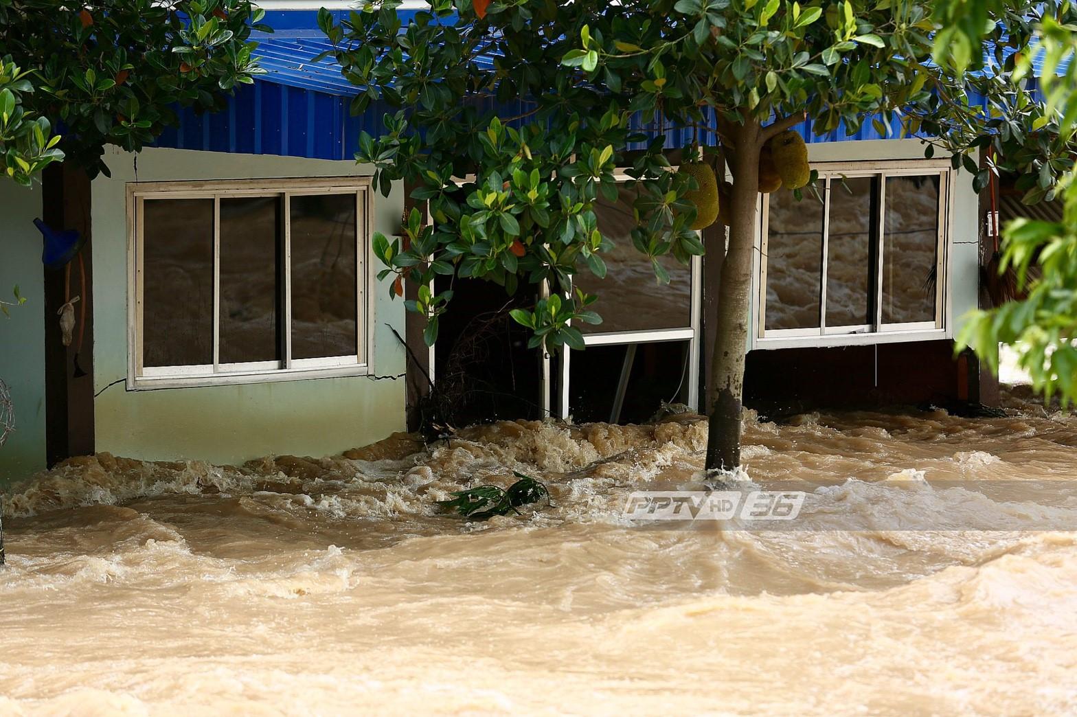 ครม.เห็นชอบมาตรการภาษีช่วยผู้ประสบภัยน้ำท่วม