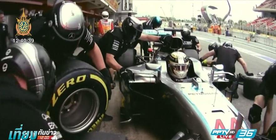 ทีมแพทย์อังกฤษนำทักษะทีม F1 มาช่วยชีวิตคนไข้ (คลิป)