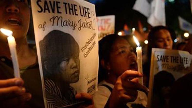 อินโดฯ ยกเลิกประหารนักโทษหญิงคดียานาทีสุดท้าย