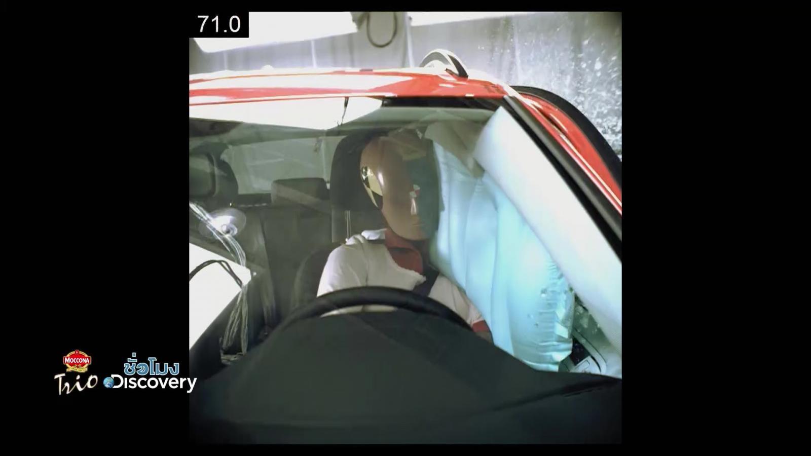 ชั่วโมง Discovery ตอน วิธีสร้างหุ่นจำลองทดสอบการชนของรถ