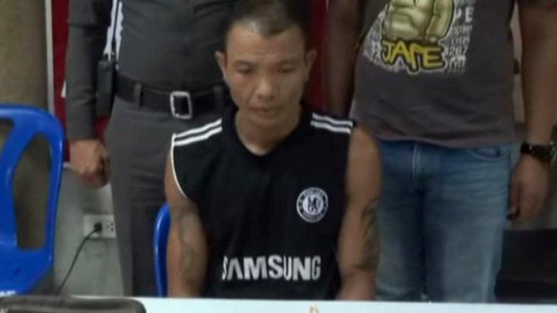 โชคพาซวย! หนุ่มพม่าถูกหวยใต้ดินเกือบแสน แต่ถูกตำรวจจับพร้อมโพย