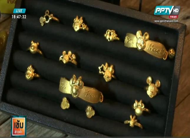 ร้านทอง ชี้ ราคาทองอยู่ระดับ 1.7 หมื่นบาท นาน 4 ปี