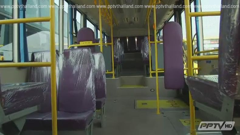 ขสมก. มั่นใจจัดซื้อรถเมล์เอ็นจีวี 489 คันในปีนี้