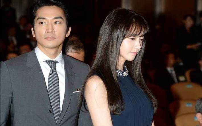 ซงซึงฮอน - ยุนอา ได้รับแต่งตั้งเป็นทูตประชาสัมพันธ์กรมสรรพากร 2015