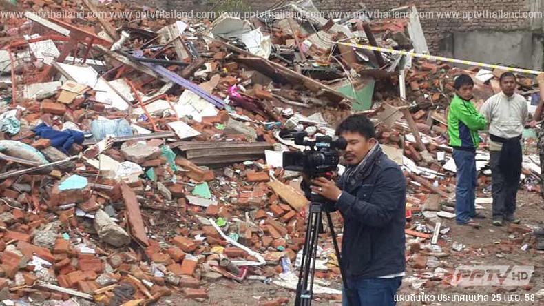 PPTV HD ส่งนักข่าวไทยทีมแรกลงพื้นที่เนปาล ภารกิจ 7 วันที่ลืมไม่ลง!