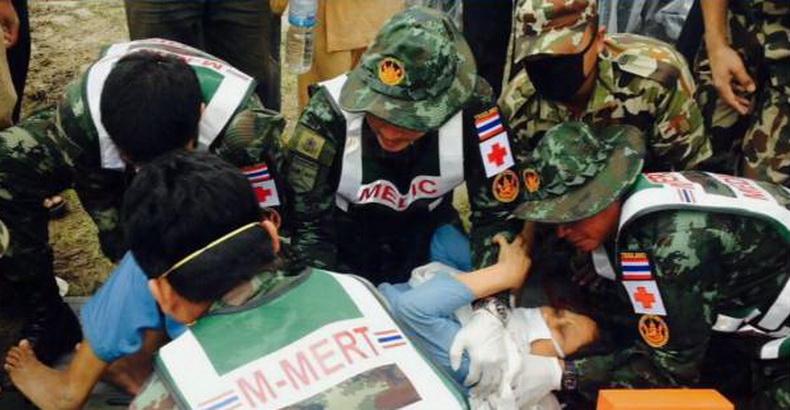 นายกฯ เนปาลถวายพระพรในหลวง ซึ้งน้ำใจคนไทยช่วยเหลือแผ่นดินไหววิปโยค