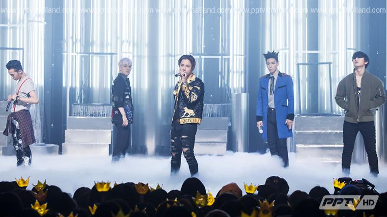 BIGBANG โดนแบนห้ามขึ้นเวทีรายการ Inki Gayo