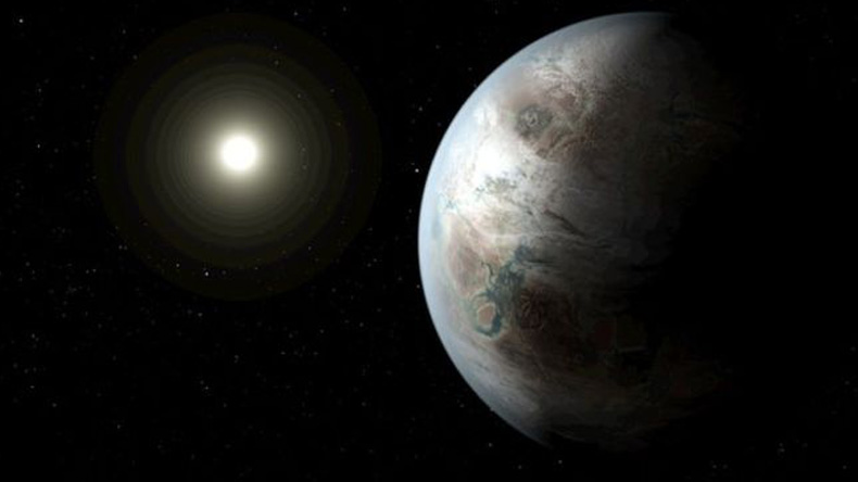 """นาซาพบฝาแฝดของ """"โลก"""" คาดมีน้ำ-สิ่งมีชีวิต"""