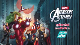 Marvel HQ: Avengers Assemble