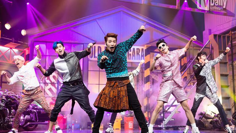 2PM ปล่อย 'My House' ขึ้นถล่มชาร์ตเพลงเกาหลี