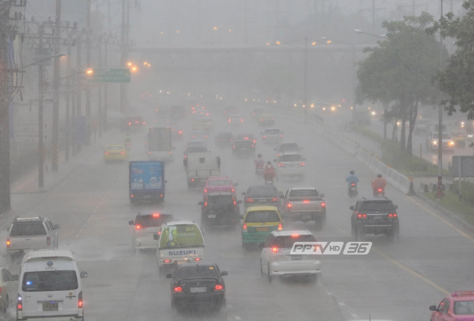 """อุตุฯเตือนพายุ """"บารีจัต-มังคุด""""กระทบไทย ฝนตกหนัก เสี่ยงน้ำท่วม"""