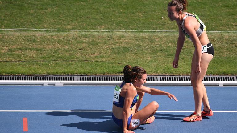 IOC มอบรางวัล แฟร์เพลย์ ให้นักวิ่งสาวนิวซีแลนด์