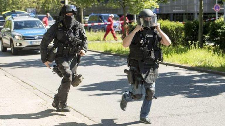เกิดเหตุกราดยิงที่โรงหนังในเยอรมันเจ็บ 20-50 ราย