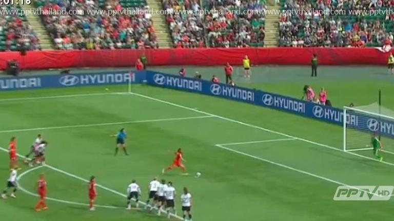 อังกฤษคว้าอันดับ 3 ฟุตบอลหญิงชิงแชมป์โลก 2015