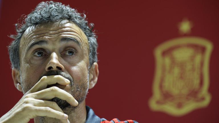 """""""เอ็นริเก้"""" ลาออกกุนซือทีมชาติสเปน ดันผู้ช่วยคุมแทน"""