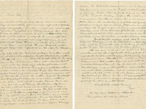 แอบอ่าน จดหมายของไอสไตน์ ที่ถูกประมูลไปในราคากว่า 420,000 ดอลล่าร์