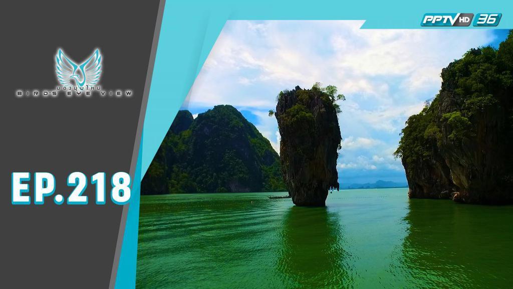 ความงดงามแห่งท้องทะเลไทย