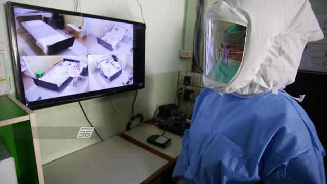 """""""ศรีสะเกษ"""" พบผู้ต้องสงสัย อาจติดไวรัสโคโรนา 1 ราย ส่งตัวเข้ากักกัน"""