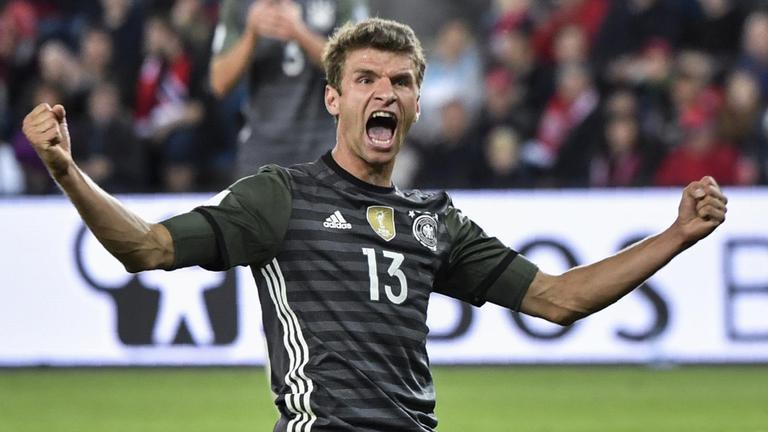 """""""มุลเลอร์"""" เบิ้ล! """"เยอรมัน"""" บุกถล่ม """"นอร์เวย์"""" 3-0"""