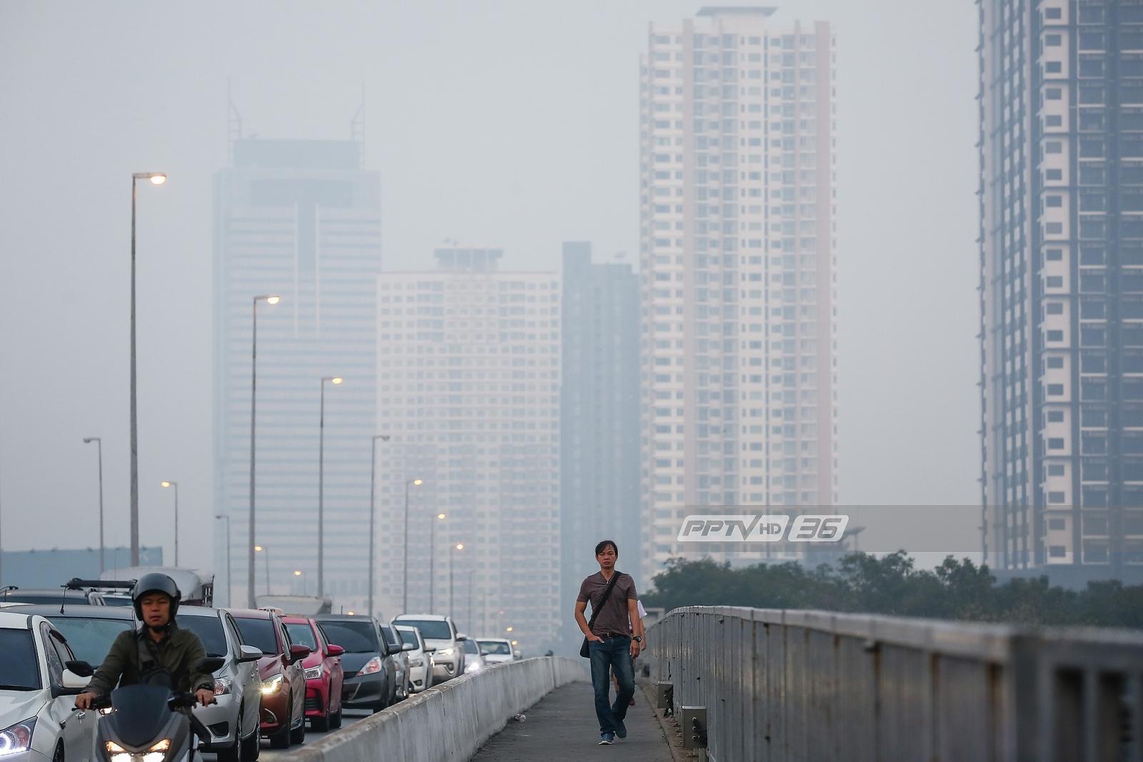 """กรีนพีซ เสนอ ตั้งวอร์รูม แก้วิกฤต """"ฝุ่นละออง PM 2.5"""""""