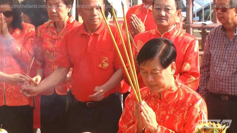 ชาวไทยเชื้อสายจีนทั่วไทยคึกคัก แห่ไหว้เจ้าขอพรมงคล