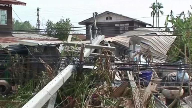 อุตุฯ เตือนเกิดพายุฤดูร้อนหลายพื้นที่