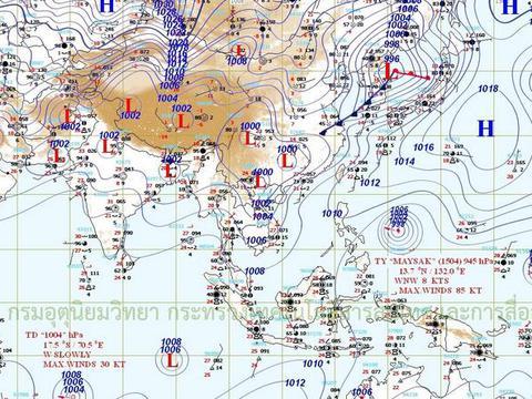 อุตุฯ เผยอีสาน-ตะวันออก ฝนฟ้าคะนองลมกรรโชกแรง