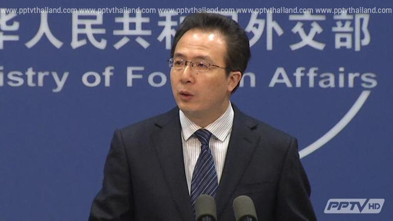 รัฐบาลจีนคุมเข้ม หลังถูกเครื่องบินเมียนมาร์ทิ้งระเบิด