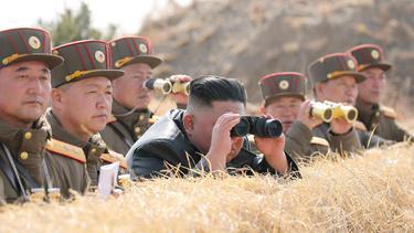 เกาหลีเหนือ สวนวิกฤตโลก ทดสอบยิงขีปนาวุธ 2 ลูก ตกทะเลญี่ปุ่น